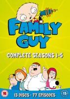 Famiglia Guy Stagioni 1 A 5 DVD Nuovo DVD (5092001000)