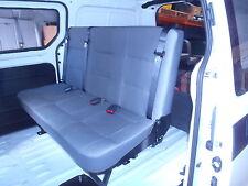 Hyundai Iload 3 person Combo Tourer Van Seat with Inbuilt Seat Belts