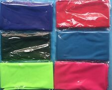 """""""10"""" x  MIXED COLOURS Cooling Towels.Ice Cold Neck Coolers. GREAT FOR GYMS"""