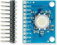 Blackberry Beleuchteter RGB Trackball 2.5V~5.25V Modul für Arduino Raspberry Pi