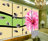 3D Flowers Painted 78 Wallpaper Mural Paper Wall Print Wallpaper Murals UK Carly