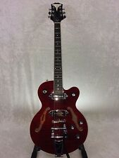 Epiphone Wildkat –Refurbished Electric Guitar – Wine Red