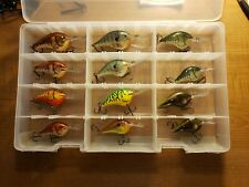 70 Fishing Lures/ Plano Boxes