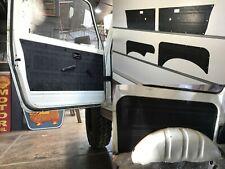 Suzuki 2nd Gen Sierra Samurai 1981-1999. ABS Door & Cargo Waterproof Rugged Trim