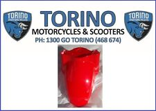 Torino Famosa Front Mud Guard Red - OEM Torino Spare Parts