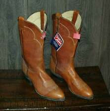 Vtg Deadstock Tony Lama Boots Size 9 style 5084 New old stock