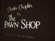 "SUPER 8 B&W Sound - CHARLES CHAPLIN ""THE PAWNSHOP"" Complete (1916) - Full 400'"