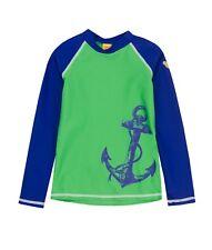 SO 18 Steiff Camisa mal / Camiseta de natación/Camiseta protección solar,VERDE