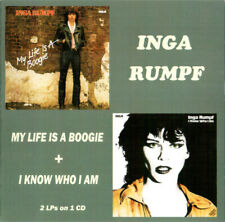 Inga Rumpf - My Life Is A Boogie / I Know Who I Am ( AUDIO CD in JEWEL CASE )
