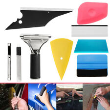 Universal 8 in 1 Pro Auto Car Window Tint Tools Kit Decals Wrap Cut Glass Film