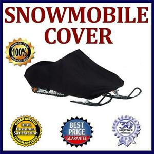 Trailerable Snowmobile Snow Machine Sled Cover fits Arctic Cat Pantera 800 1998 1999 2000 2001 2002 2003 2004
