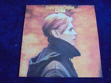 David Bowie - Low 1977 UK LP RCA VICTOR 1st w/STICKER + FAN CLUB INSERT !!