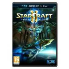 Starcraft II Legacy of The Void PC Pegi 16