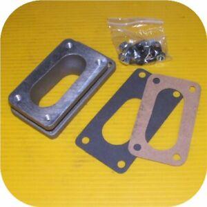 Weber Carburetor Manifold Adapter for Toyota Corolla 2TC 3TC 4AC Carb