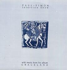 Paul Simon Interview Show w Music from Graceland Lp