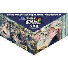 Pierre-Auguste Renoir Pigment & Hue Double-Sided Puzzle 500 Pieces XTRM DBL PZL