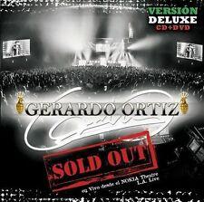 En Vivo Desde el Nokia [CD/DVD] by Gerardo Ortiz (CD, Mar-2013, 2 Discs) NEW
