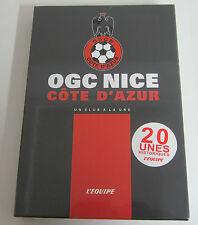 OGC Nice côte d'azur un club à la une l'équipe