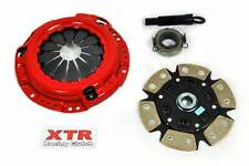 XTR STAGE 3 CERAMIC CLUTCH KIT CHEVY NOVA 1.6L GEO PRIZM 8TH DIGIT VIN# 6