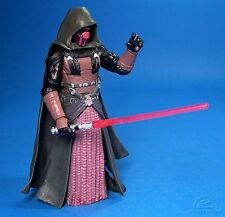 STAR WARS Fans choix EU 30th Anni LOOSE SUPER ULTRA RARE Darth Revan Comme neuf. C-10
