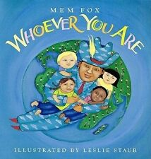 NEW Whoever You Are by Mem Fox