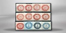 Postfrische Briefmarken aus Liechtenstein