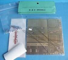 Bagged R & E Models 4mm Brass & White Metal - GCR 10T Refrigerator Van / Wagon