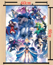 Anime Fate Grand Order Otaku Home Decor Poster Wall Scroll Cos Gift 60*90cm