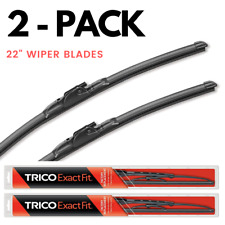 "TRICO Exact Fit OEM Quality Wiper Blade Set (Pair) 22""- **FAST SHIPPING**"