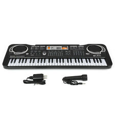 61 Key Digital Mini Music Piano Keyboard Learning Electronic Instrument Mic
