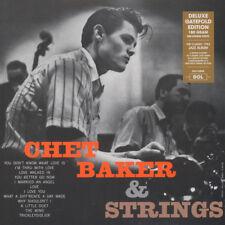 Chet Baker & STRINGS 180g GATEFOLD Dol NEW SEALED VINYL RECORD LP