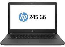 "HP 245 G6 14"" (1TB, AMD A9, 3.60GHz, 8GB) Notebook - Black - 2VY23PA"