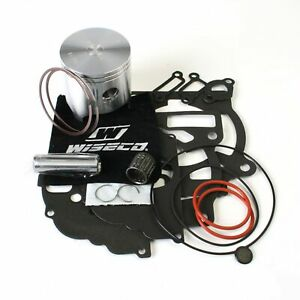 KTM XC200, 2006-2009, Wiseco Std Piston, Gasket Set, Bearing - XC 200