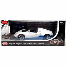 Rastar Bugatti Veyron 16.4 Grand Sport Vitesse Remote Control RC Car Scale 1:14