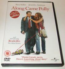 Along Came Polly -Ben Stiller - DVD 12 -  Acceptable - Post Free In UK.