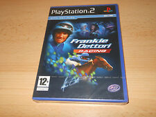 frankie dettori racing ps2 NEW SEALED PAL VERSION