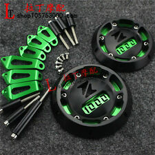 Green CNC Engine Stator Cover Protective For Kawasaki Z1000 Z1000SX 10-15 New