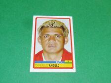 N°47 CARMELO ANGULO BOLIVIA PANINI FOOTBALL COPA AMERICA 2007