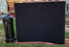 73 Coyote Full Height Expanding Pop Up Display System Trade Show With Hard Case