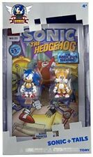 Sonic The Hedgehog 25th Anniversary Sonic & Tails Exclusive Action Figure