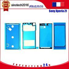 24h-fr Adhésif Arrière & Avant Autocollant Ruban Pour Sony Xperia Z1 L39h C6902