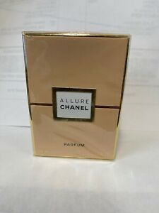 Vintage Allure Chanel Parfum 1oz Sealed