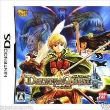 Used DS Deltora Quest: 7-tsu no Houseki  NINTENDO JAPANESE IMPORT