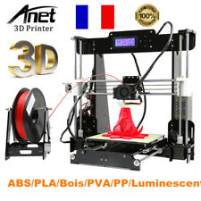 Anet A8 3D Imprimante Printer DIY 220x220x240mm ABS/PLA/bois/PVA/PP/luminescent