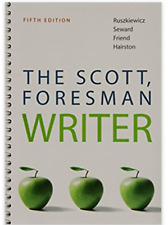 Scott, Foresman Writer (5th Edition) w/ MyCompLab and Pearson eText