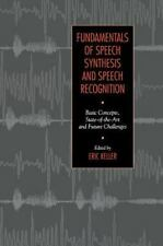 Fundamentals of Speech Synthesis and Speech Recognition-ExLibrary