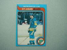 1979/80 O-PEE-CHEE NHL HOCKEY CARD #142 WAYNE BABYCH ROOKIE NM SHARP!! 79/80 OPC