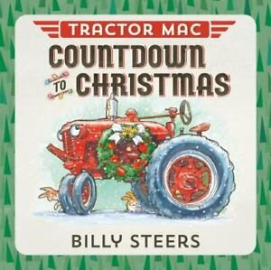 Tractor Mac Countdown to Christmas by Billy Steers