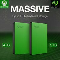 2TB/4TB External Game Drive HDD Storage Expansion For XBOX One 360 XB1 S X XB360