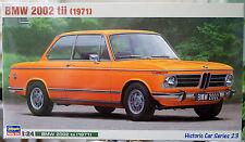 1971 BMW 2002 spéciale 1:24 Hasegawa 21123 NEUF 2017 New Tool